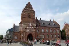 Roskilde city Hall Denmark