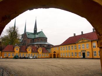Roskilde Domkirke / Chatedral Denmark