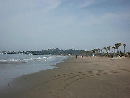 Visit Santa barbara beaches California
