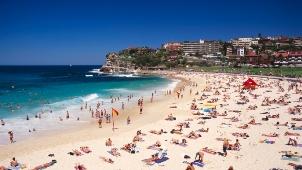 Bondi Beach New South Wales Australia