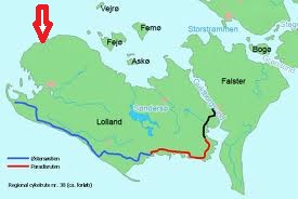 Sydsjælland, Møn & Lolland-Falster