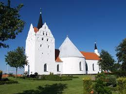 Horne Rundkirke og Mausoleum Fyn Faaborg