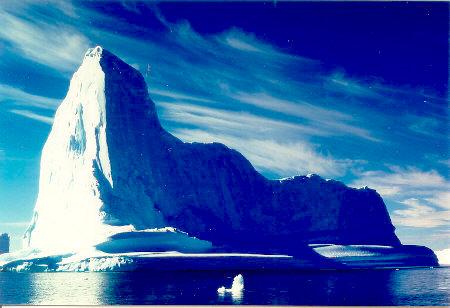 Ilulissat ice fjord Ilulissat