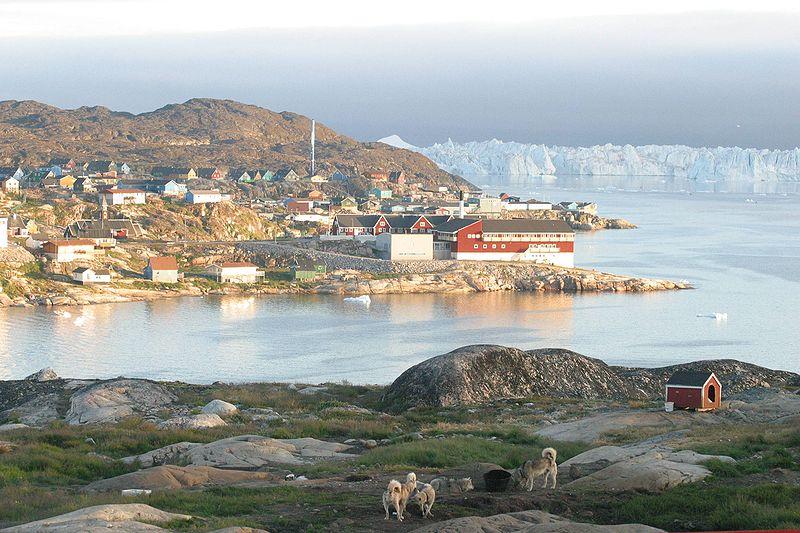 Ilulissat Western Greenland
