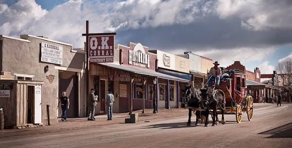 OK Corral Tombstone Arizona