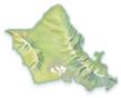 Hawaii Oahu Island