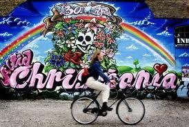 Christiania Copenhagen Denmark