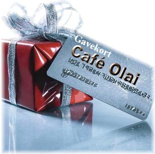Gavekort Café Olai Helsingør