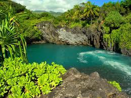 Hawaiian island Maui