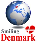 Smiling Danmark  Denmark Touristinformation