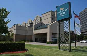 Homewood Suites by Hilton Dallas Market Center Dallas