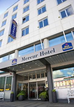 BEST WESTERN Mercur Hotel København