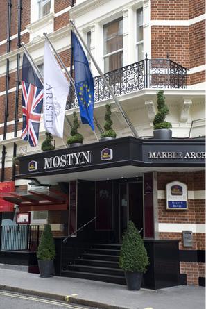 Best Western Mostyn Hotel London