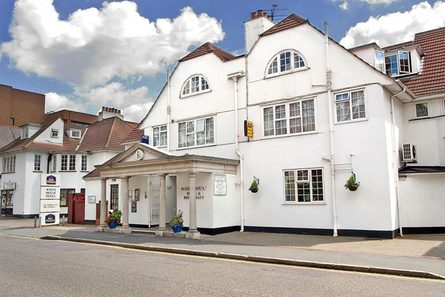 Best Western White House Hotel Watford