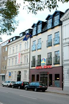 BEST WESTERN Hotel Royal Malmoe