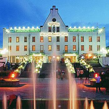BEST WESTERN Hotel Stensson Esloev