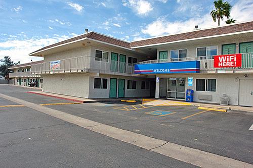 Motel 6 Mesa North Mesa