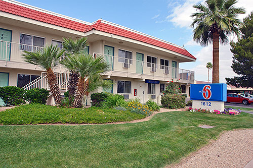 Motel 6 Phoenix Tempe - Arizona State U Tempe