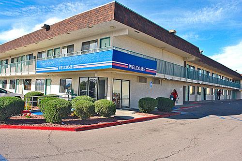 Motel 6 Tucson Airport Tucson
