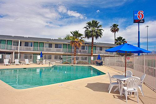 Motel 6 Tucson - Congress Street Tucson