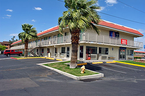 Motel 6 Phoenix - Black Canyon Phoenix