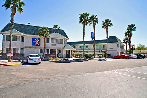 Motel 6 Yuma East Yuma