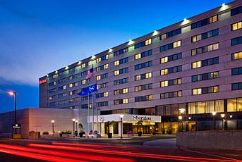 Sheraton Hartford Hotel at Bradley Airport Windsor Locks