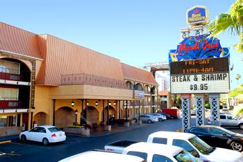 BEST WESTERN Mardi Gras Hotel & Casino Las Vegas