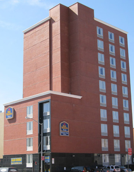BEST WESTERN PLUS Prospect Park Hotel New York City Brooklyn