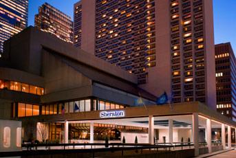 Sheraton Philadelphia City Center Hotel Philadelphia