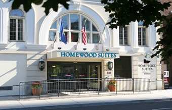 Homewood Suites by Hilton Hartford-Downtown Hartford