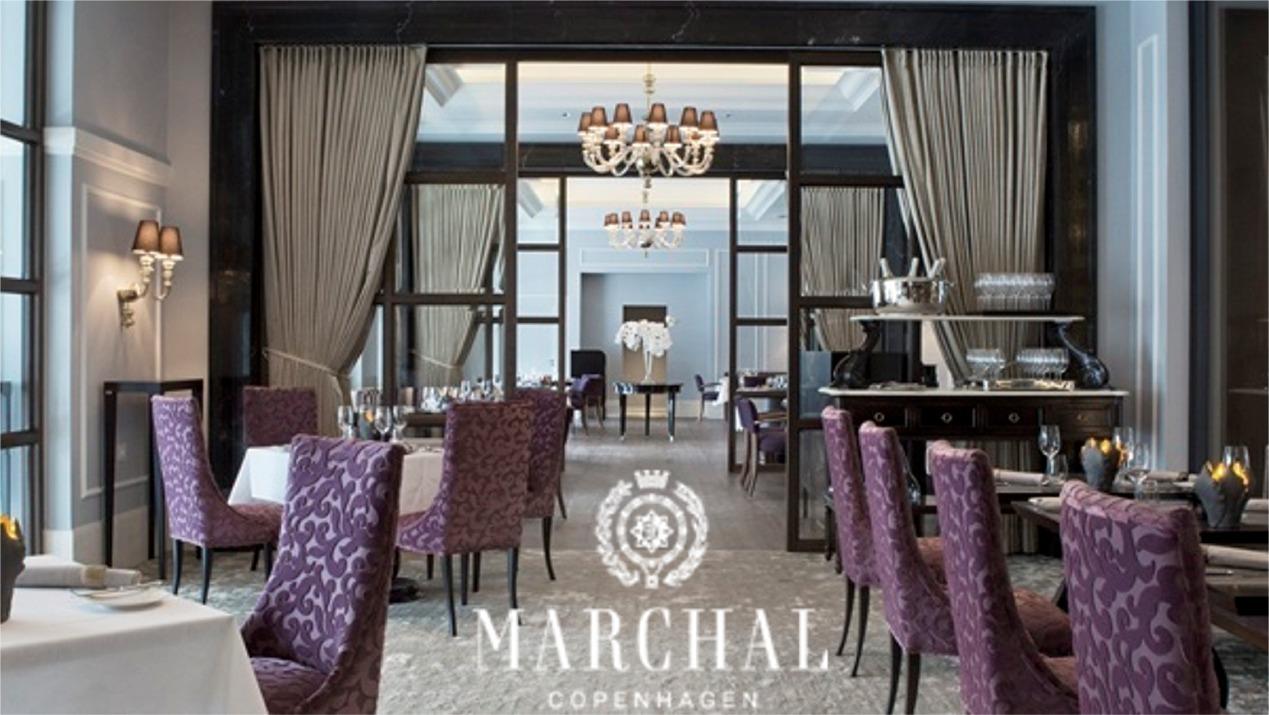 MARSHAL Hotel d'Angleterre København
