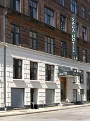 Saga Hotel Copenhagen