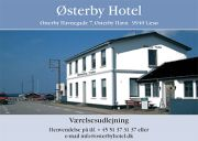 Østerby Hotel Læsø