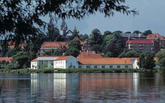 Golf Hotel Viborg - Golf Salonen og Brænderigården Viborg