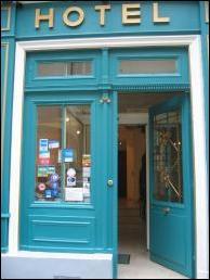 Hôtel Cluny Sorbonne Paris