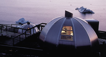 Hotel Arctic Ilulissat Jacobshavn Greenland