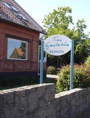 Tines Gæstehus Bornholm Allinge