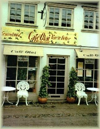 Café Olai Elsinore / Helsingør