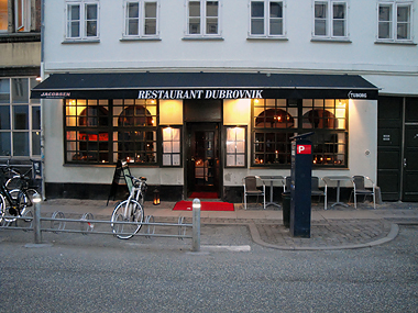 Restaurant Dubrovnik København