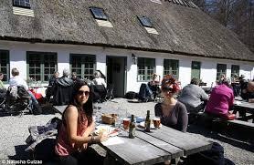 Hammermøllen Cafe Hellebæk