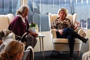Talkshow med Ilse Jacobsen - Det brænder de for: Hornbæk