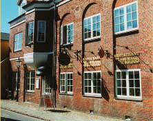 Restaurant Backhaus, Ribe Ribe