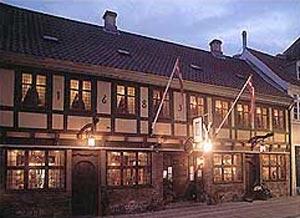 Den gamle Kro anno 1683 Odense