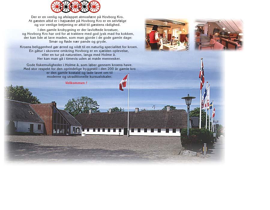 Hovborg Kro Hovborg