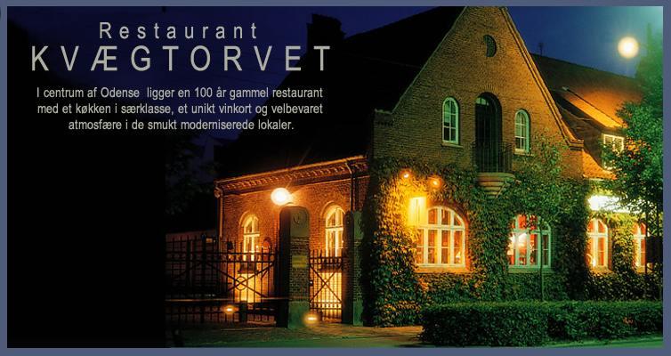 Kvægtorvets Restaurant Odense
