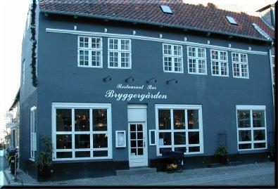 Restaurant Bryggergården Roskilde