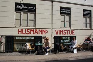 Restaurant Husmanns Vinstue København