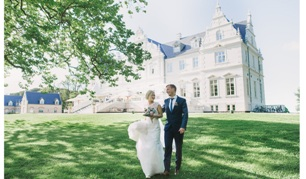 Kokkedal Slotsbryllup Kokkedal Slot Hørsholm Copenhagen