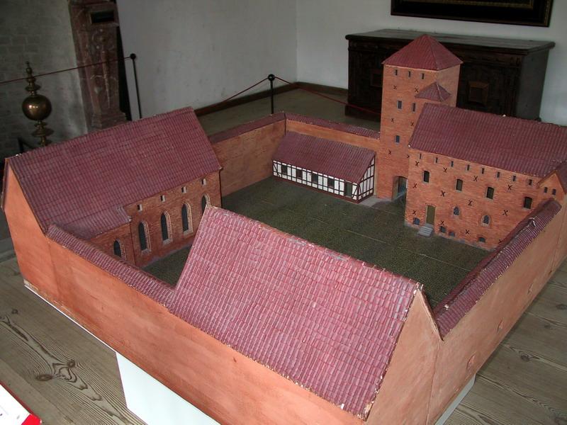 Krogen midelalderborg Kronborg Slot